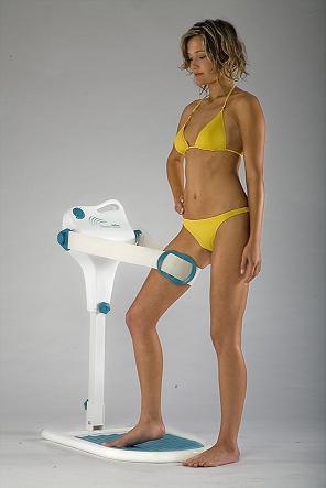 Вибромассажер на стойке для тела воздушно-волновой массаж всего тела что это